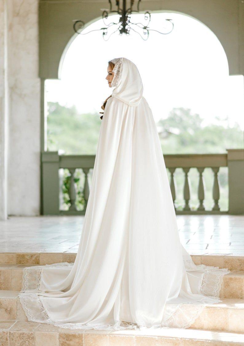 Pin On Bridal Capes