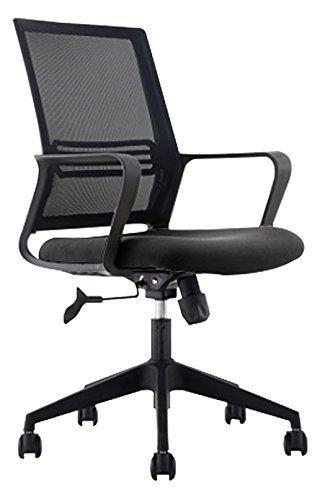 tgeg inc mid back ergonomic mesh computer office desk task chair