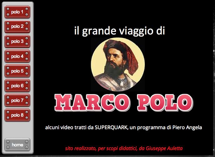 tecnologica...mente...web: Marco Polo - il grande viaggio