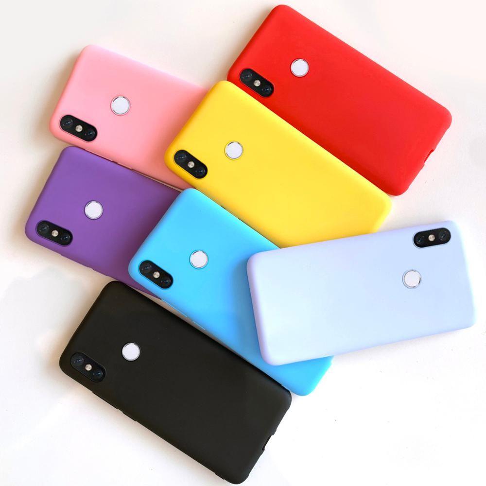 For Xiaomi Mi A2 Case Cover For Xiaomi Mi A2 Lite Case Soft Tpu Silicone Phone Case On Xiaomi Mia2 Mia Mi A 2 Lite Bumper Cases Case Silicone Phone Case Xiaomi