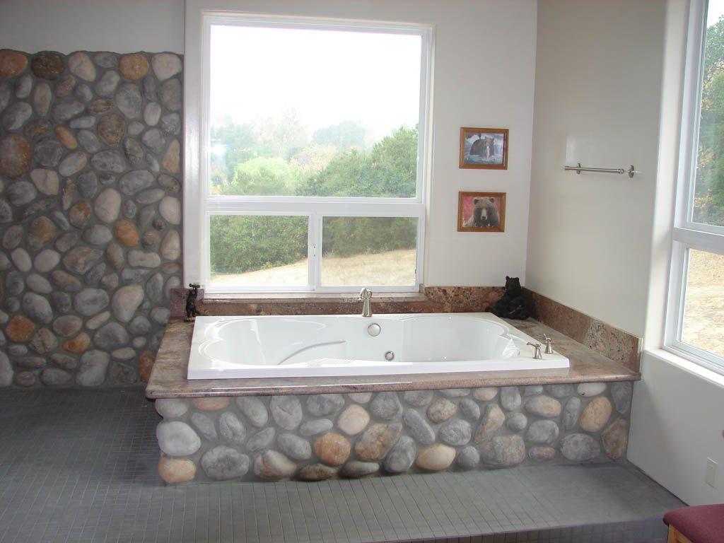 Image result for bathtubs under windows