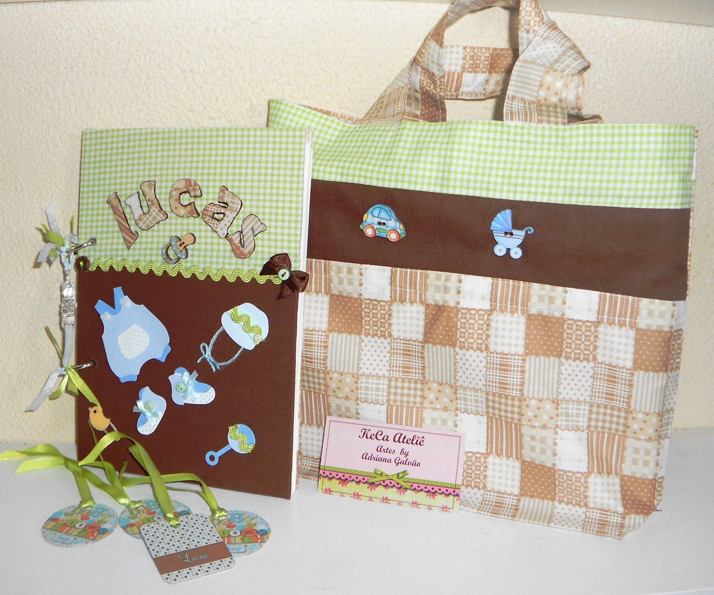 caderno de recados - chá de bebê kecaatelie@gmail.com