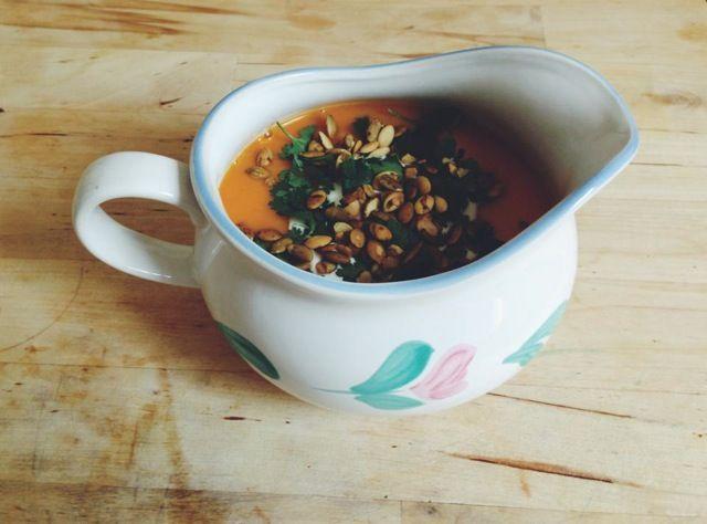 COPIA Health – Savoring A Seasonal Soup by Kristin Cole