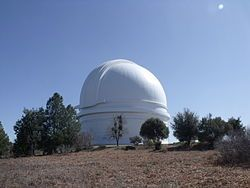 June 3, 1948 – The Palomar Observatory telescope is finished in California.