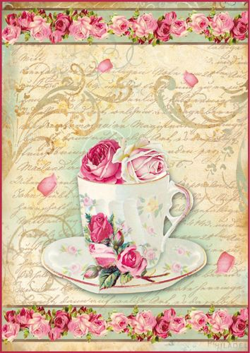 Ryžový papier A4