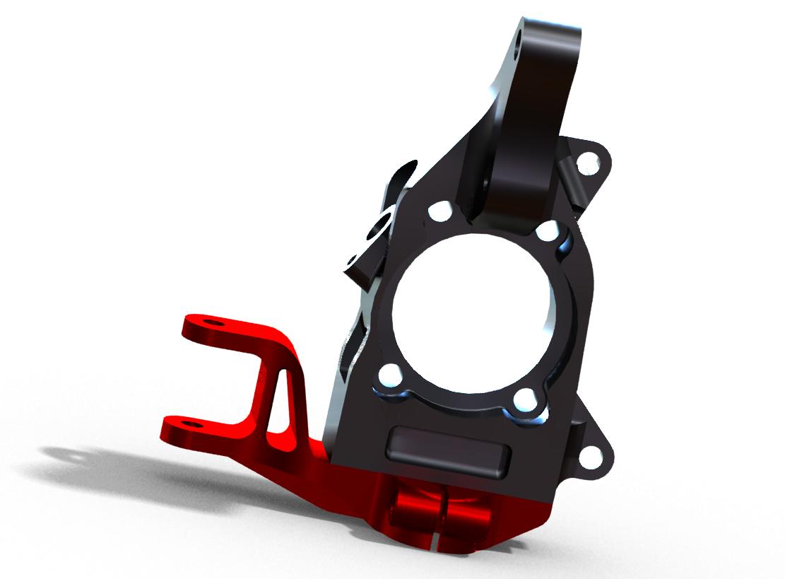 Subaru WRX OEM replacement race car upright Car projects