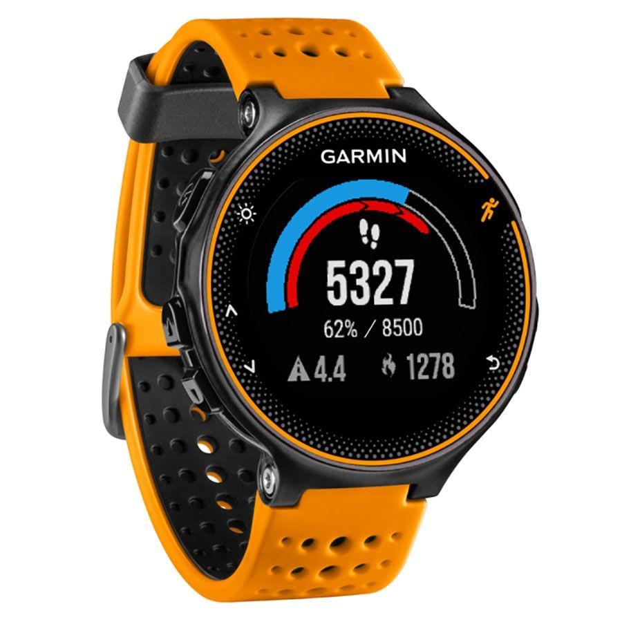 3b0a1ecbd35 Buy Garmin Forerunner 235 Gps Running Watch Solar Flare Online -Luxehues.com