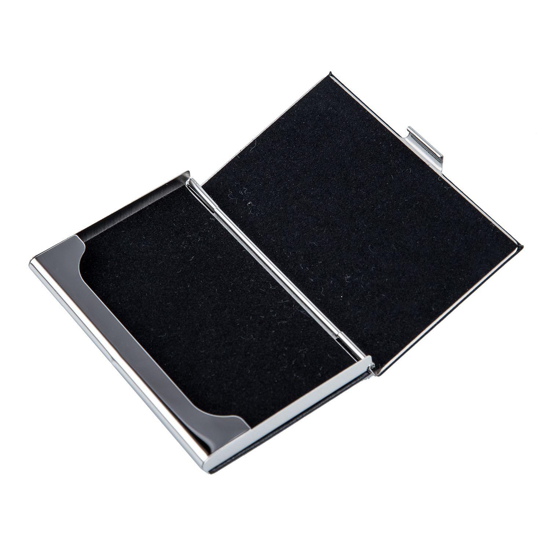 BLEL Hot Business card credit card holder black | Calendars ...