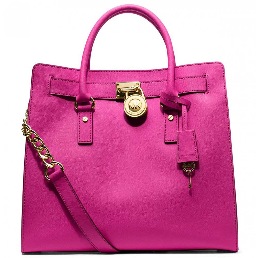 fbb32283d9d0 Michael Michael Kors Hamilton Large North South Tote Raspberry Raspberry      Find out more about the great product at the image link.