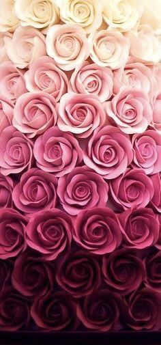 Such beautiful color inspiration Day Planning an   Blumen