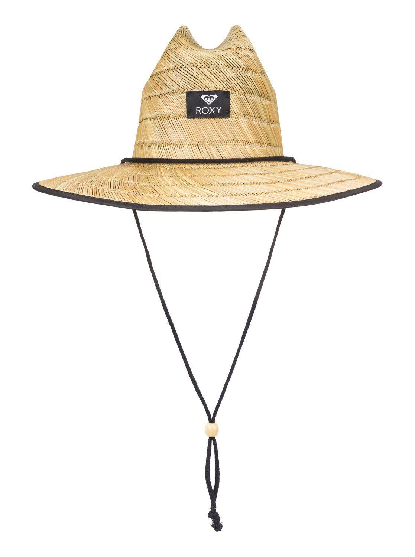 684db3870 Tomboy Straw Lifeguard Hat in 2019   Wish List   Hats, Roxy, Lifeguard