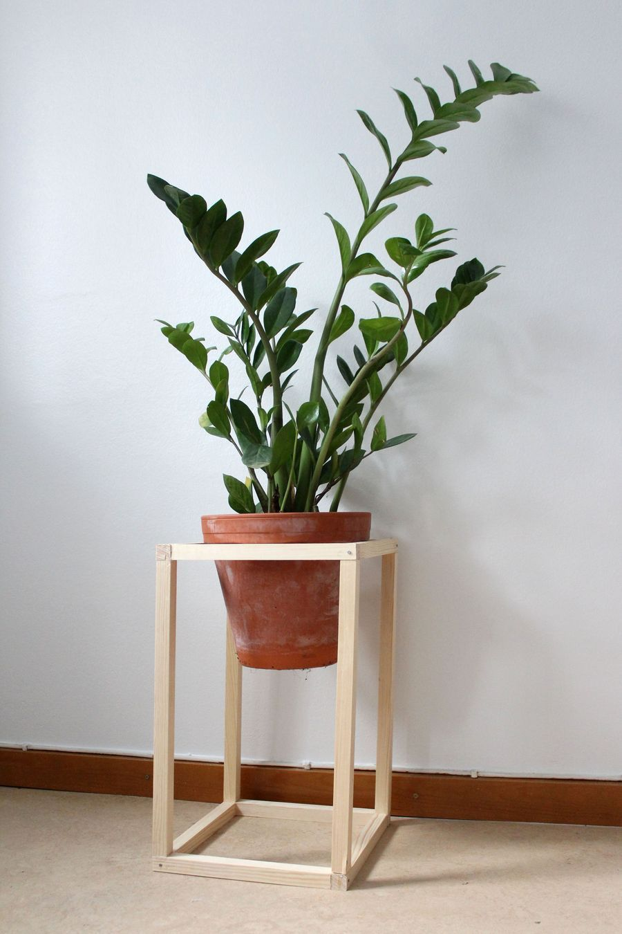 Diy Indoor Plant Stand Diyplantstandideas Plant Stand 640 x 480