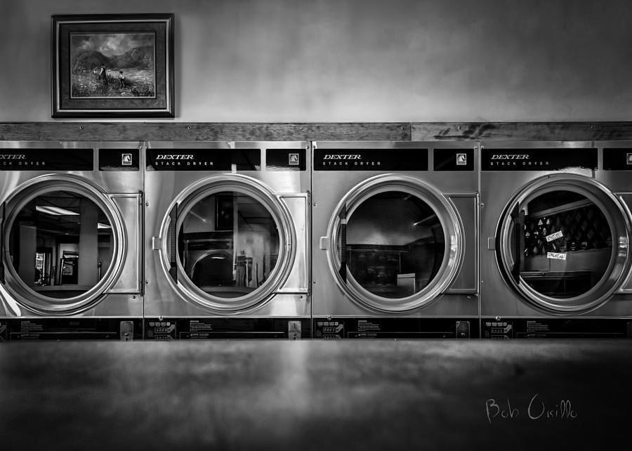 Laundromat Art Photograph By Bob Orsillo Laundromat Art Fine Art