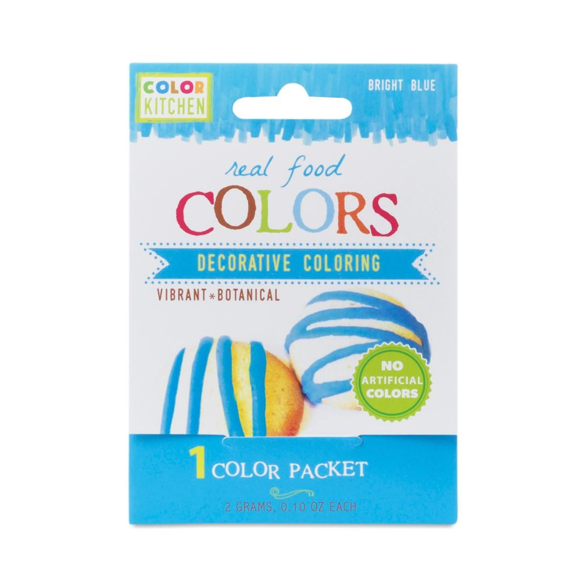 Shop ColorKitchen Bright Blue Food Coloring at wholesale price ...
