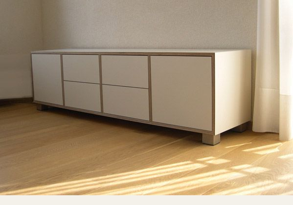14 audiomeubel berken multiplex met hpl for the home pinterest. Black Bedroom Furniture Sets. Home Design Ideas