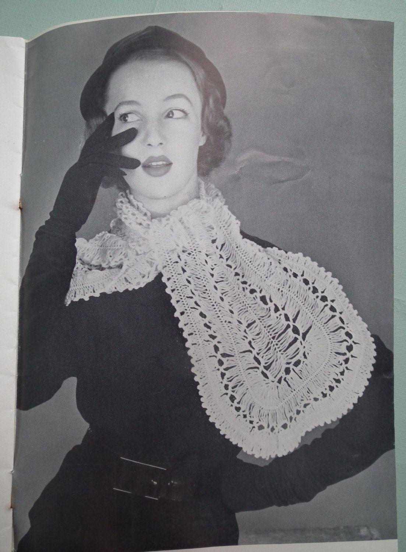 Hairpin Crochet Nine New Designs by Jane Koster Margaret Murray UK ...