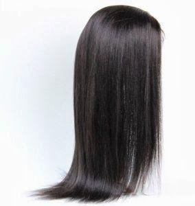 A Wig Can Be Made Of Human Hair Horse Hair Buffalo Hair And Synthetic Materials Brazilian Hair Wigs Cheap Human Hair Brazilian Hair