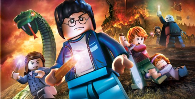 Christmas Present From My Brother Harry Potter 5 7 Lego Harry Potter Harry Potter Years Harry Potter Full