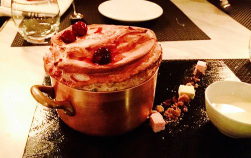 Beef Bar Monaco - Fantastic souffle'