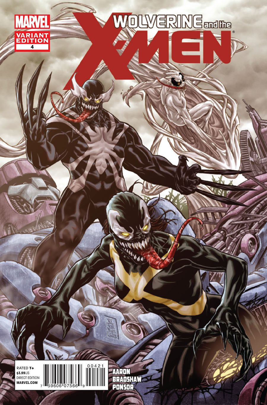 marvel comics symbiote