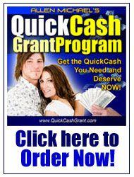 Quick Cash Grant Program
