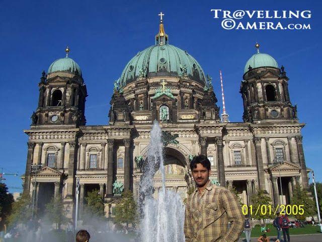 Catholic Church in Berlin(Germany) on www.travellingcamera.com : Berlin Cathedral by Vikas Sharma
