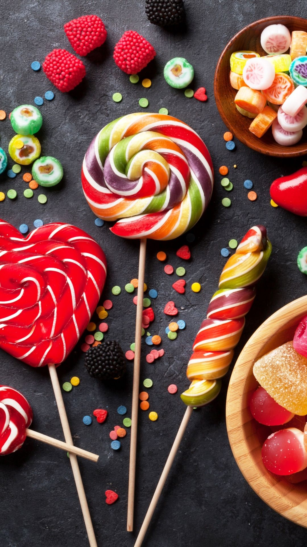 Awesome 8 Food Wallpapers Widescreen For Your Android Or Iphone Wallpapers Android Iphone Wallpaper Food Wallpaper Candy Recipes Candy Photography