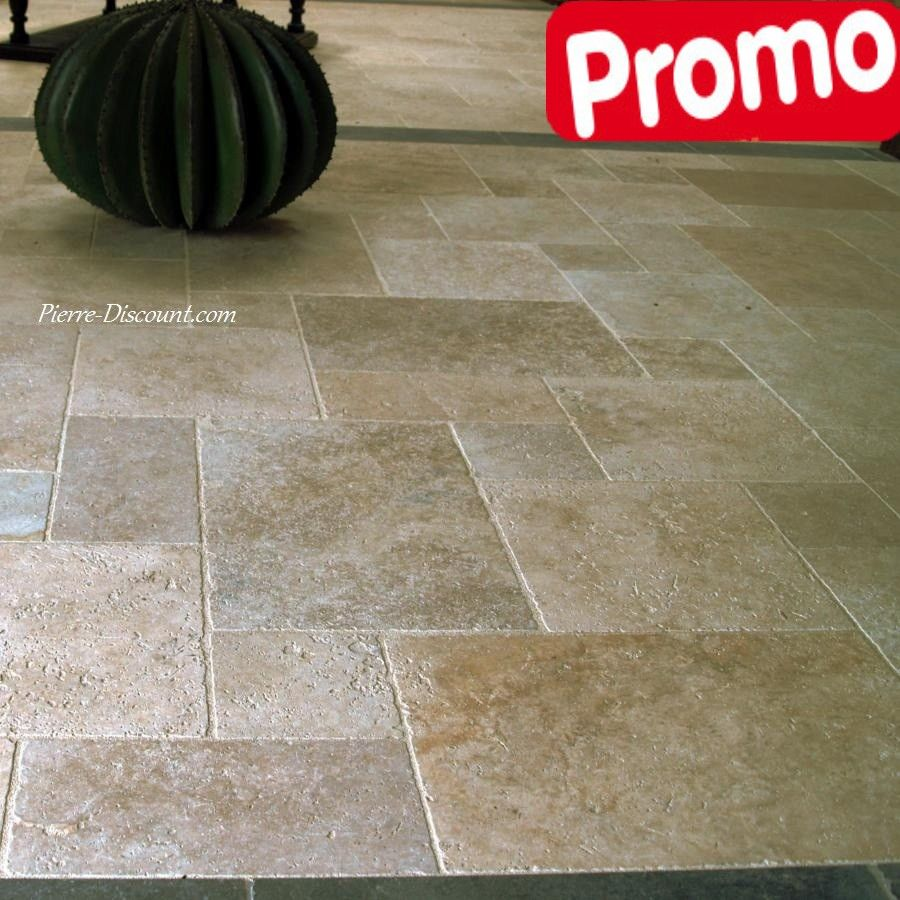 Travertin Opus 4 Mixte Choix Commercial Vendu Au M² Carrelage Travertin Travertin Carrelage