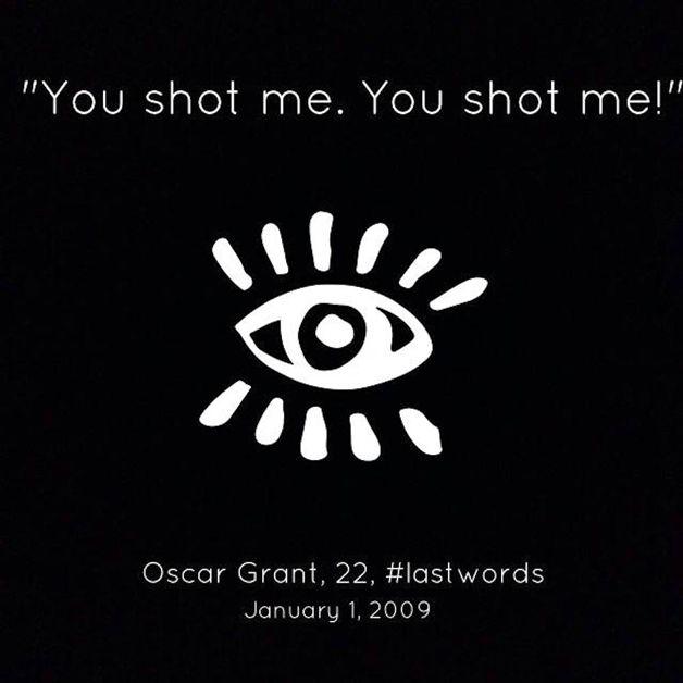 Série emocionante mostra as últimas frases de homens negros assassinados por policiais e lança debate