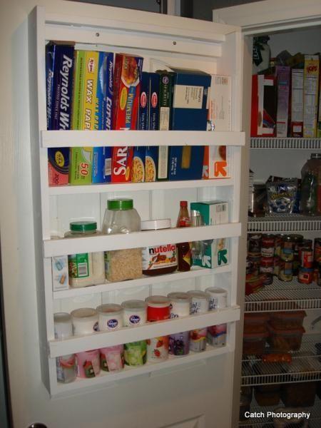 Nice DIY Pantry Storage