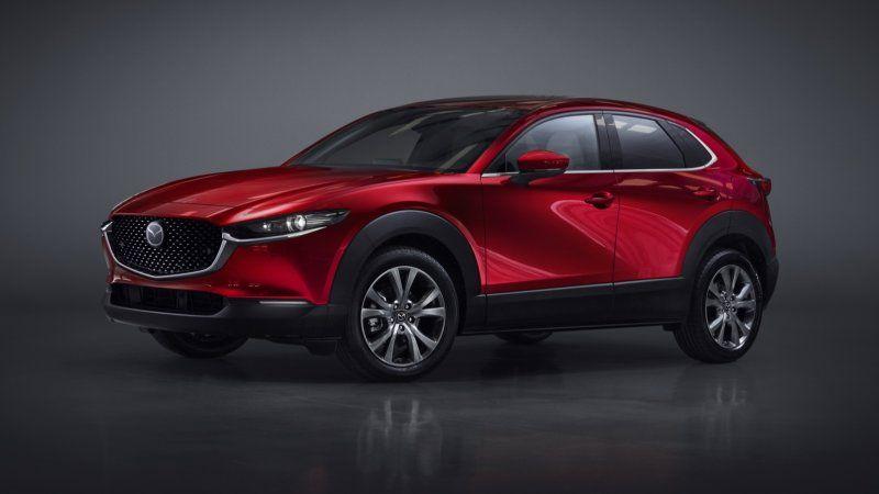 Mazda Unveils Cx 30 Crossover In Geneva Mazda Mazda Cx5 Mazda Cars