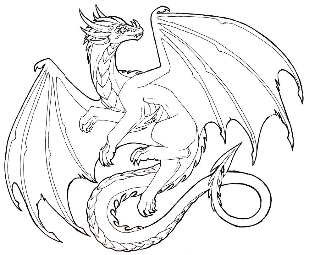 Смотреть нарисованные картинки драконов