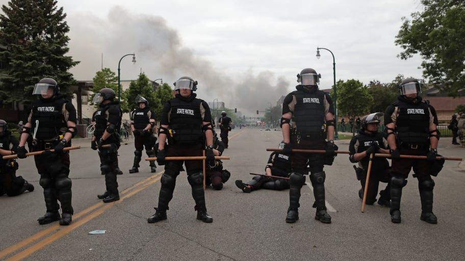 Minneapolis Police Department To Withdraw From Union Negotiations Immediately Police Chief Minneapolis Protest Police Department
