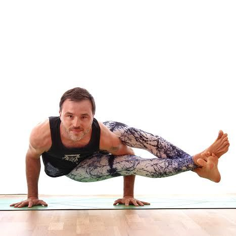 this week's pose wk 213 is eight angle pose