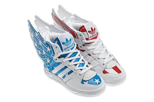 chaussure adidas femme avec des ailes