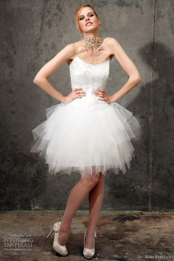 Modern Trousseau Fall 2017 Wedding Dresses