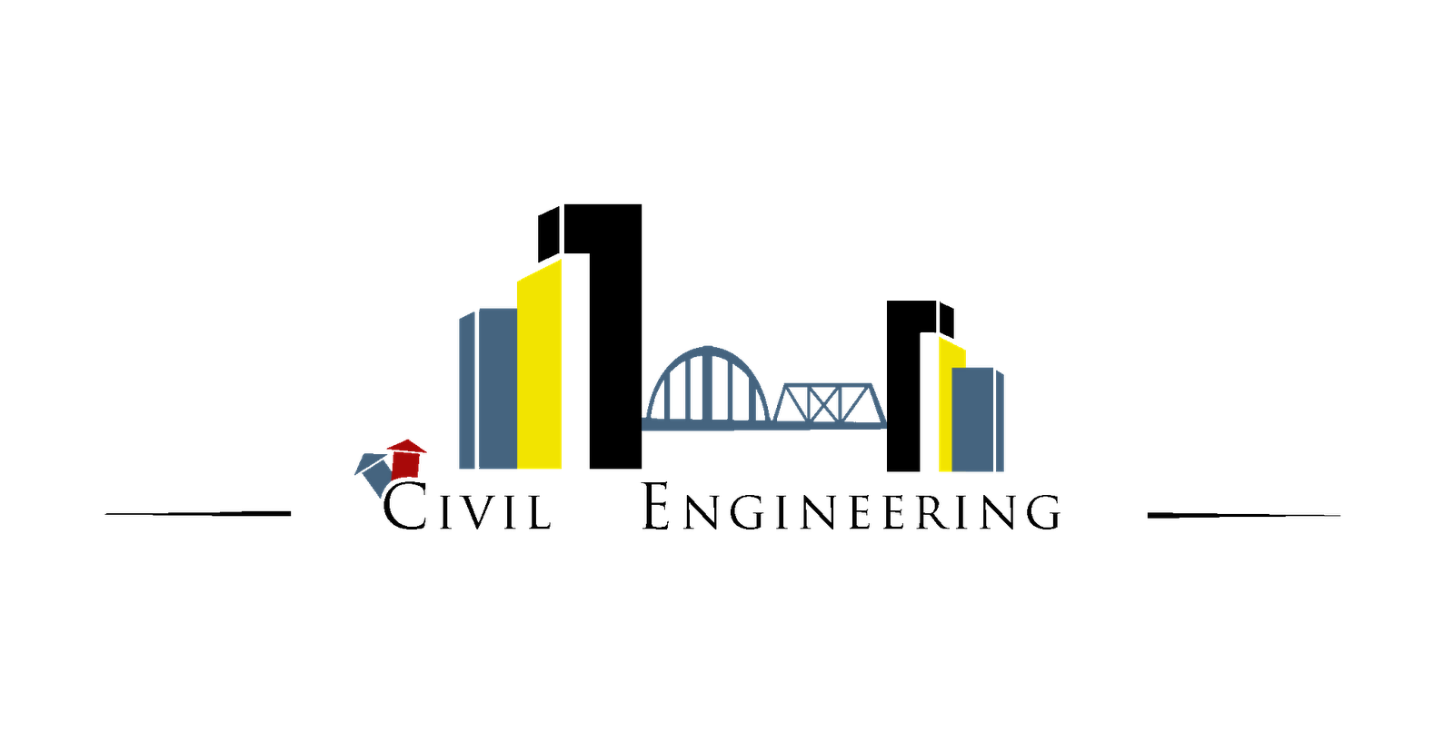 civil engineering logo google search [ 1600 x 828 Pixel ]