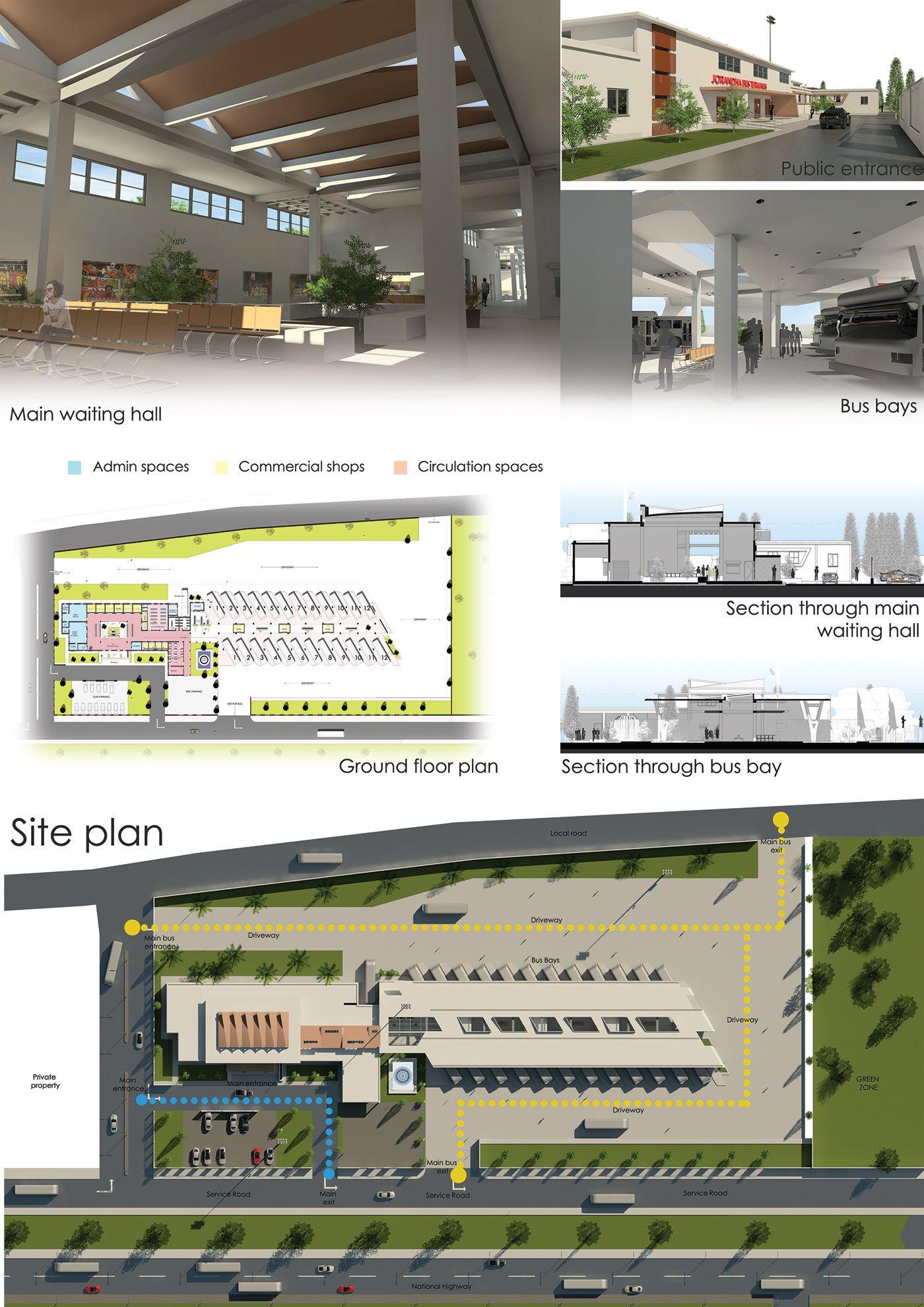 19 Bus Terminal Ideas Bus Terminal Bus Bus Station