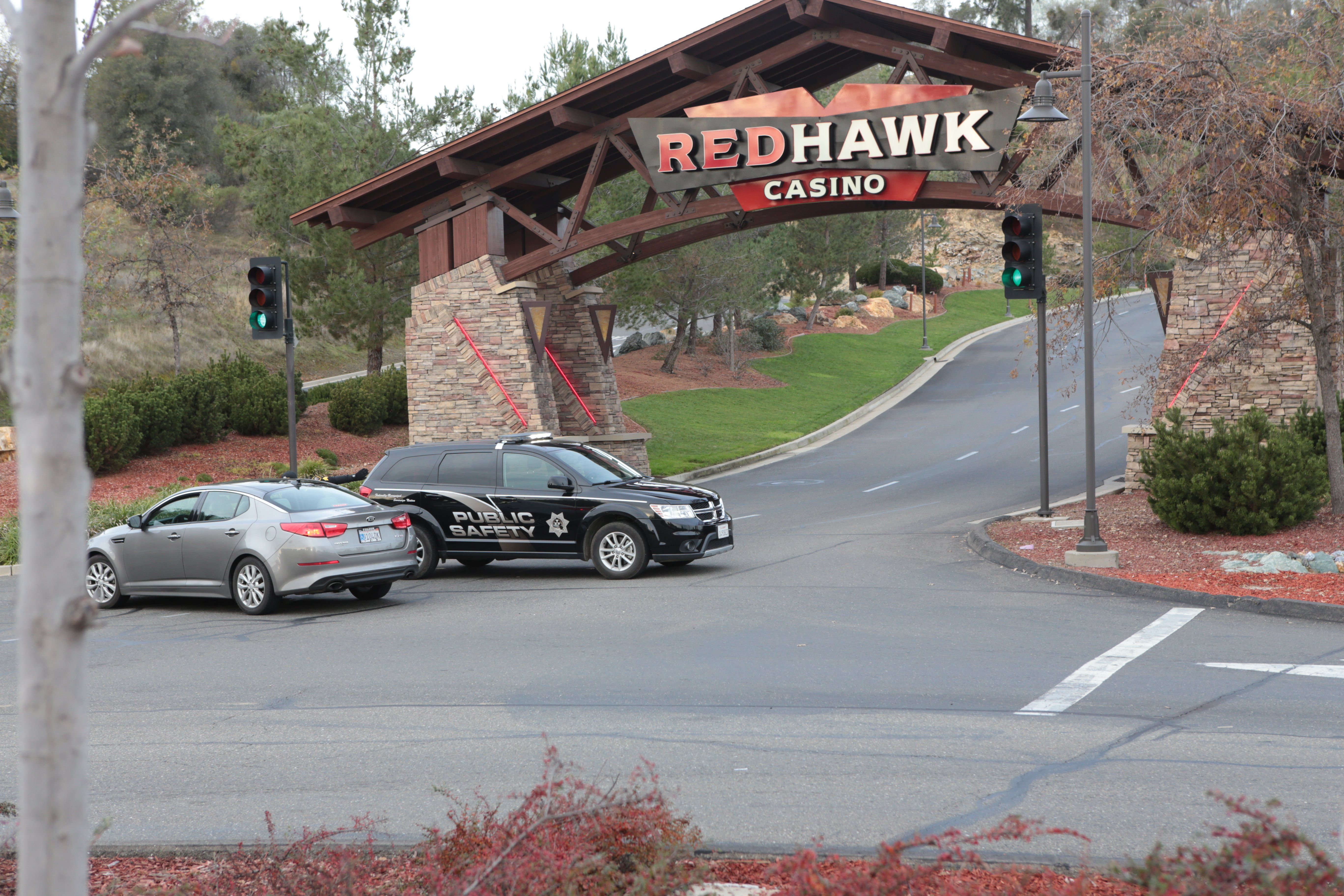 The 6th Level Of Red Hawk Casino S Parking Structure Was Off Limits Friday Morning As The El Dorado County Sheriff S With Images El Dorado County El Dorado County Sheriffs
