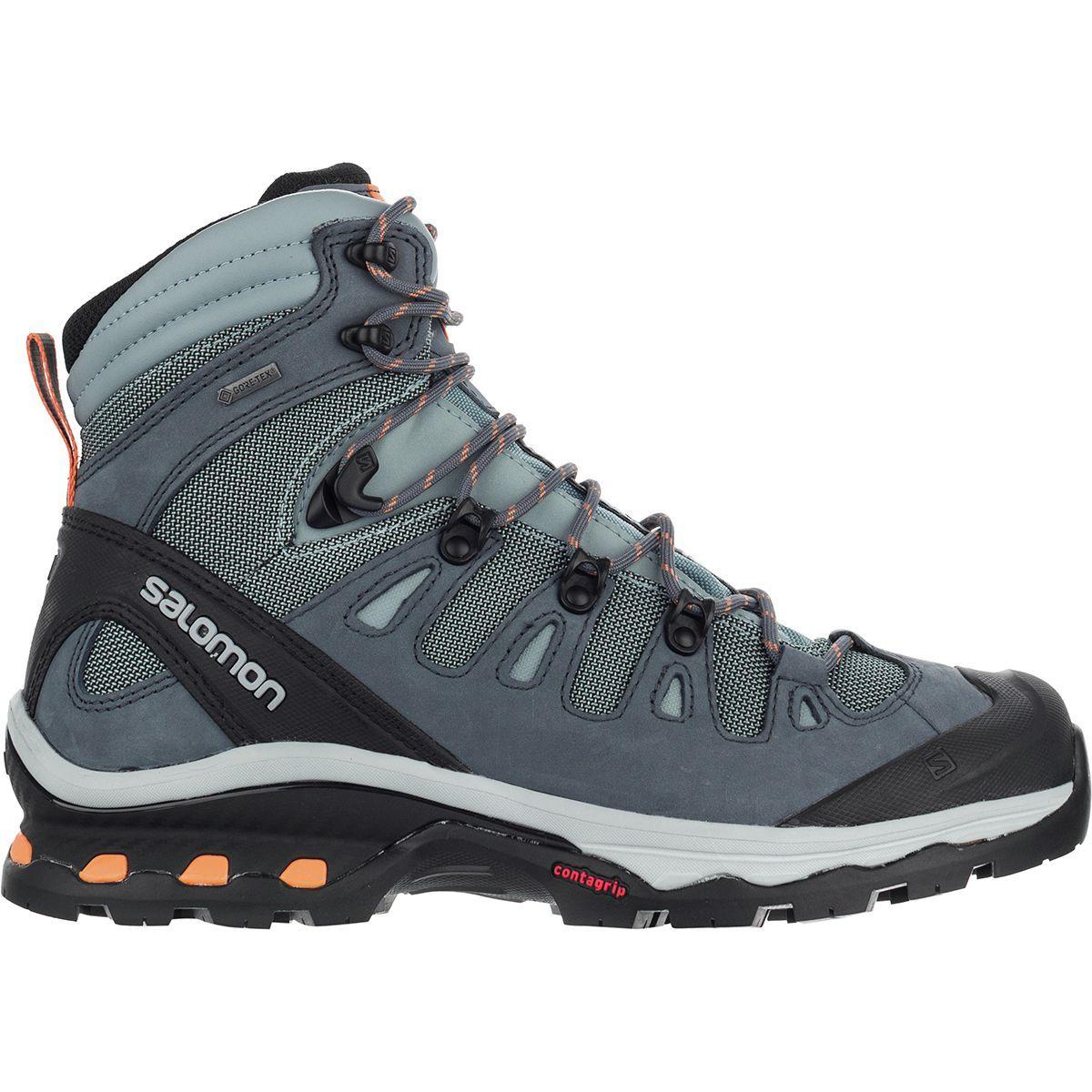 Salomon Quest 4D 3 GTX Backpacking Boot - Women's in 2020 ...
