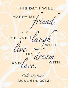 Short Wedding Quotes.Short Wedding Poems Google Search Insert Best Friend Wedding