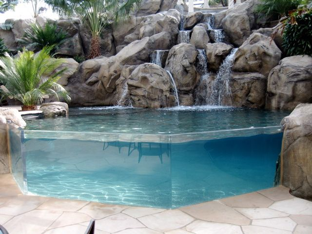Acrylic Tank Manufacturing | Pool Panels I Want This!