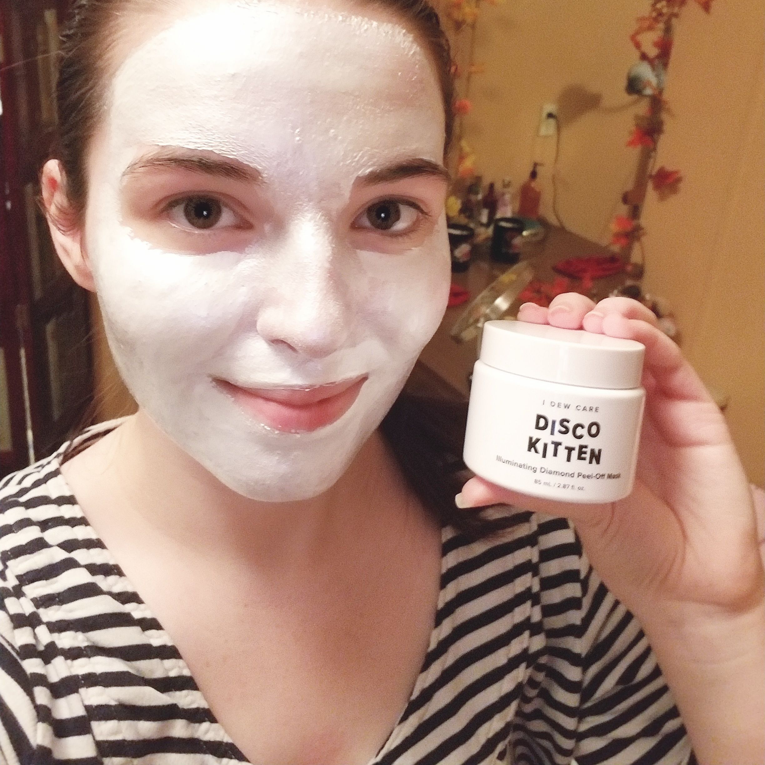 I Dew Care Disco Kitten Girlchickbetty In 2020 Face Washing Routine Face Mask Reviews Proper Skin Care