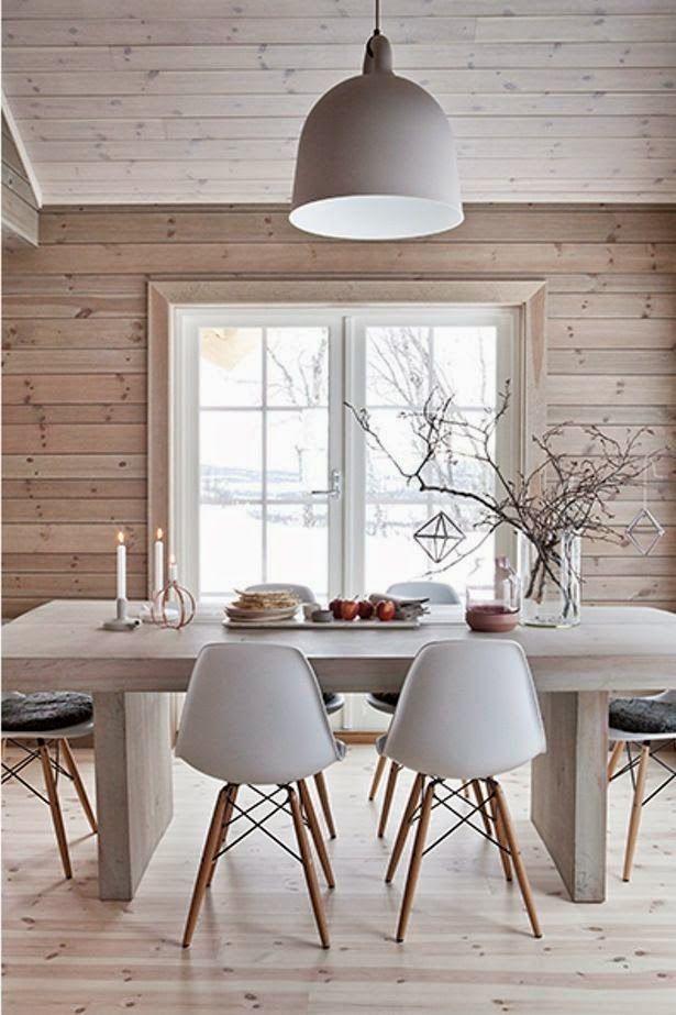 9 kenmerken die alle scandinavische interieurs hebben home interiors pinterest diningroom ja dining room