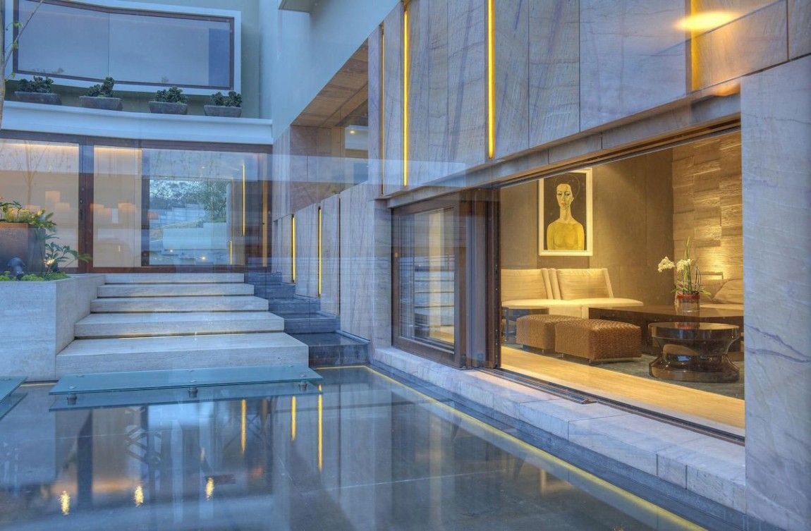 Casa Val by Jaime Rouillon Arquitectura (8) | Exterior | Pinterest