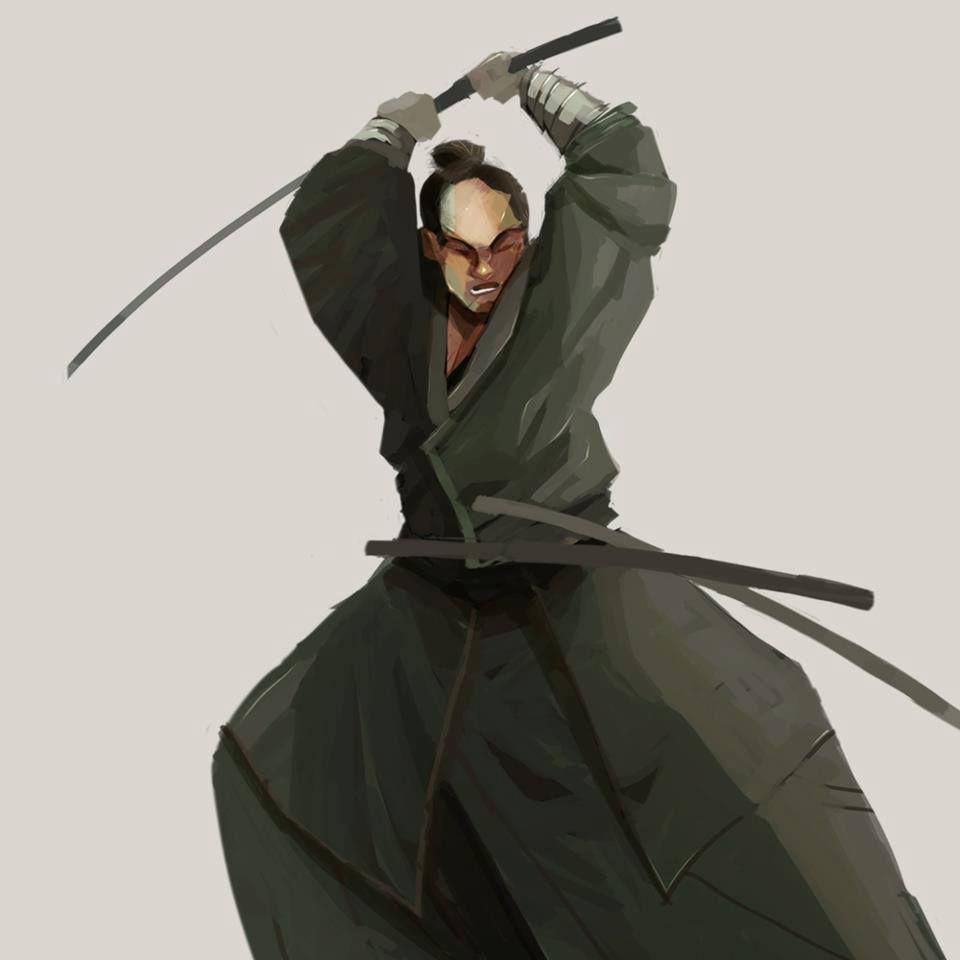 Samurai Noire