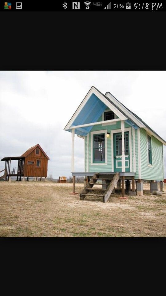 My Dream House Tiny Beach House Tiny Texas Houses