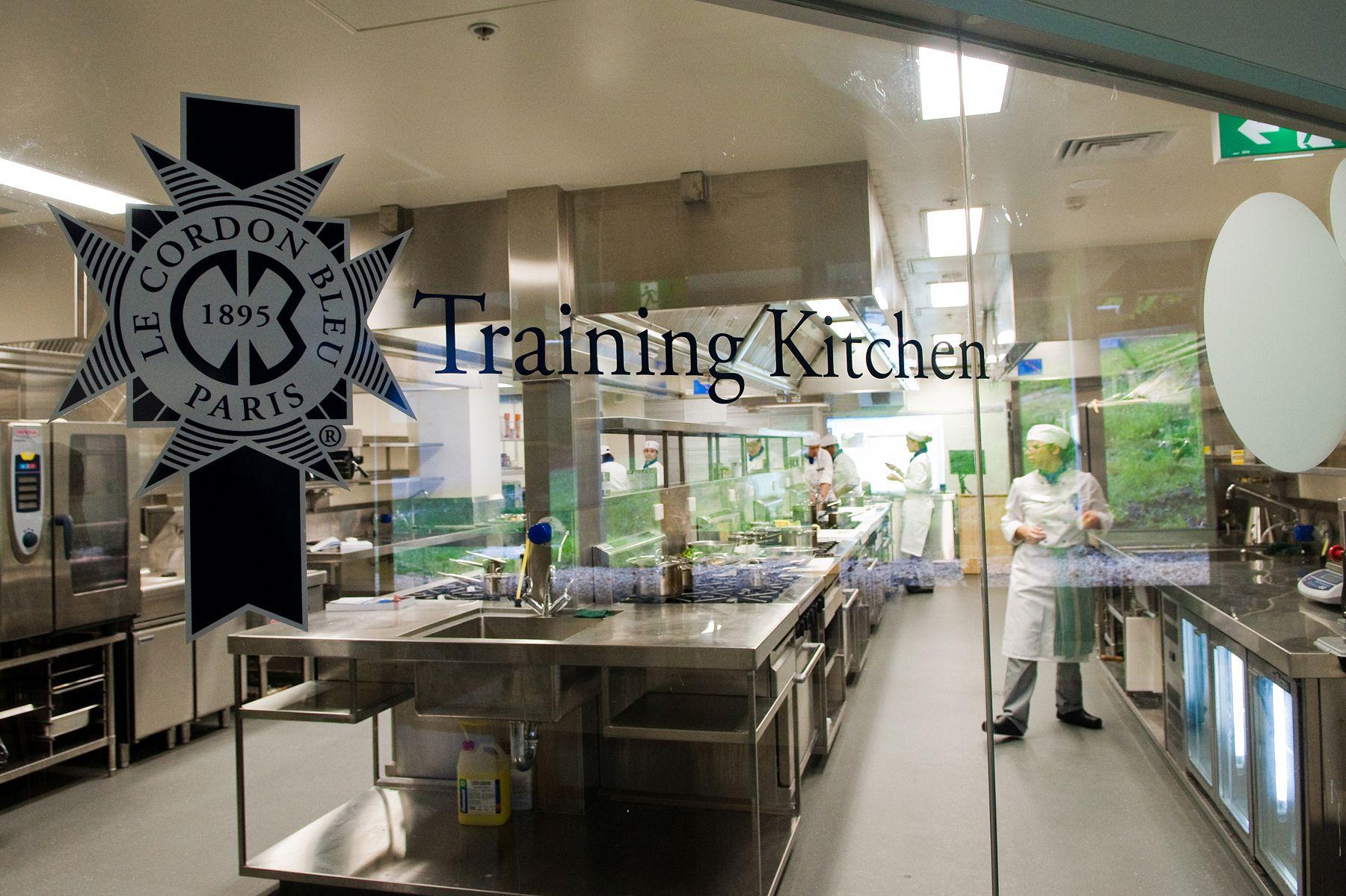 Victoria University Footscray Nicholson Campus Kitchen Room Kitchen Culinary School