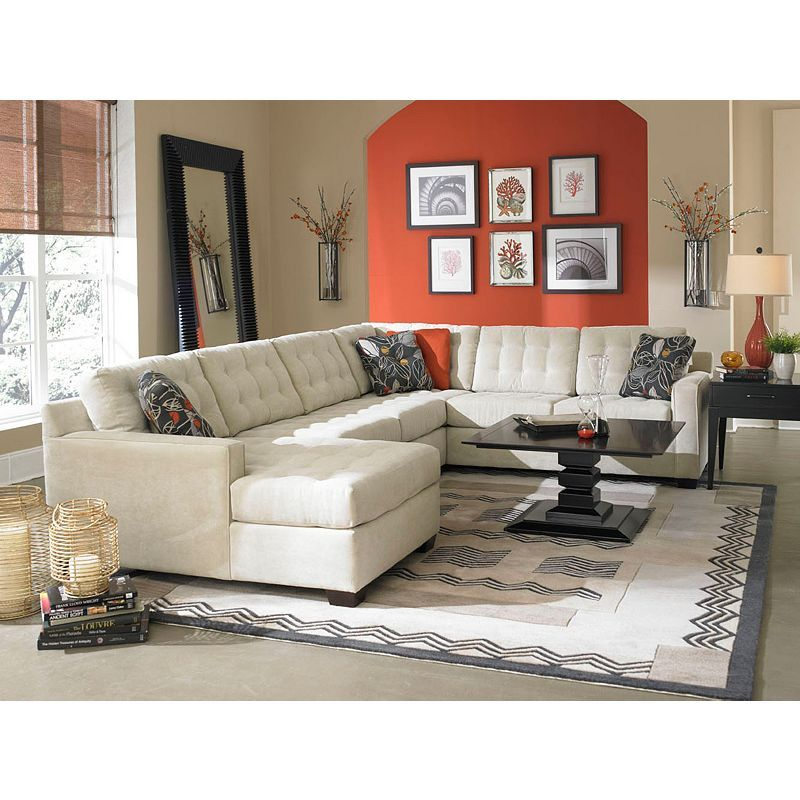 broyhill tribeca sectional - Google Search   Broyhill ...