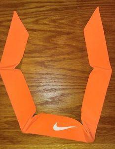 New Nike Tennis Headband Bandana Tie One Size Orange Nadal Federer 646191 803 Nike Tennis Nike Tie Headbands Sport Headbands Nike